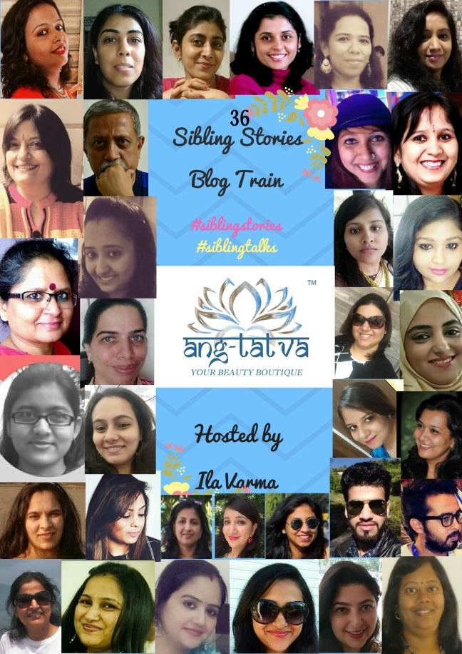 Blog Train #Siblingstories